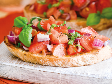 Blissfull Bruschetta