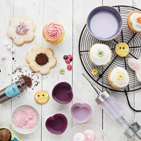 easter baking activities